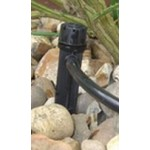Adjustable Output Dripper On Stake (includes take-off) Adjustable Output Dripper