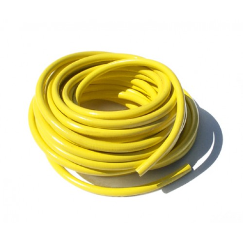 professional garden hose inch yellow. Black Bedroom Furniture Sets. Home Design Ideas