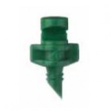 180 Degree One Piece Micro Jet Green Micro Sprinklers