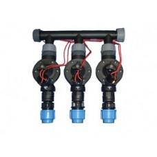 Standard Manifold Compression Fittings