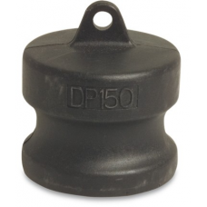 End Cap Coupler Type DP Camlock Polypropylene Couplings