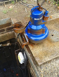 Rain Water Pump Installation ECP Group Ipswich Suffolk