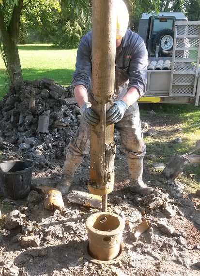 Borehole Drilling ECP Group, Ipswich, Suffolk, Essex, Cambridgeshire, East-Anglia