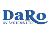 Distributors for the Daro Range of Ultraviolet Water Disinfection Systems