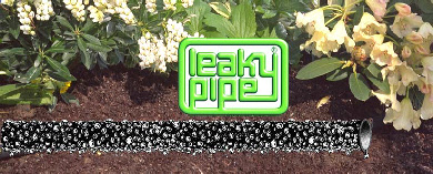 Leaky Pipe Porous Drip Irrigation Hose by ECP Group