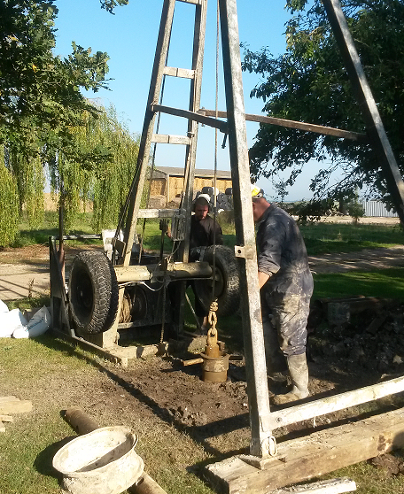 Borehole Drilling ECP Group Ipswich Suffolk Essex Cambridge East Anglia